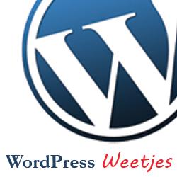 Cursus-wordpress-weetje-logo