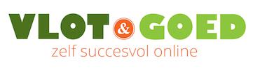 Vlot & Goed succesvol online met WordPress, MailChimp en SEO